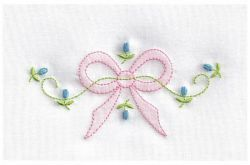 Shadow Work & Embroidery :: Flowers :: Shadow Floral BowI have this one.
