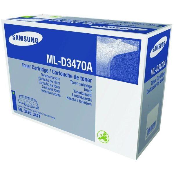 TONER SAMSUNG ML-D3470A CZARNY  Samsung ML-3470D / 3471ND