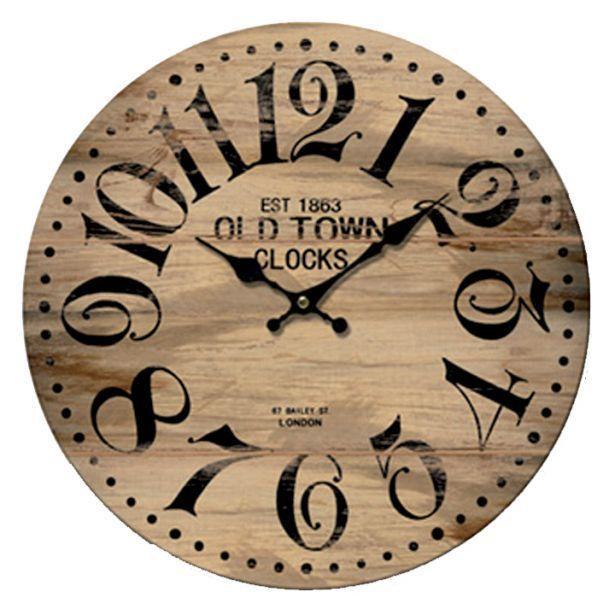 les 25 meilleures idées de la catégorie horloge murale vintage sur