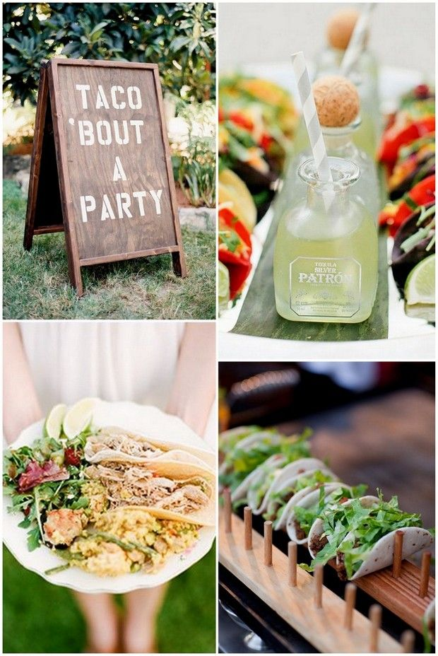 Wedding Food Stations | Mexican Feast                                                                                                                                                      More