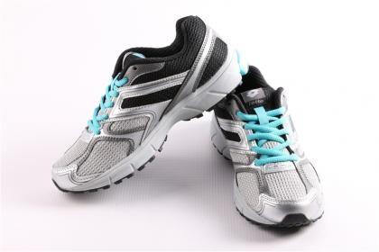 Lotto Erkek Kadın Füme Mavi Mikrofiber Deri Phaylon Taban Serin Koşu Ve Yürüyüş Ayakkabı