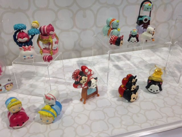 New Tsum Tsum Figures On Display At The D23 Expo Tsum