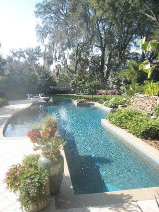 Orlando Sentinel Images Of The Best Pools Dream Home