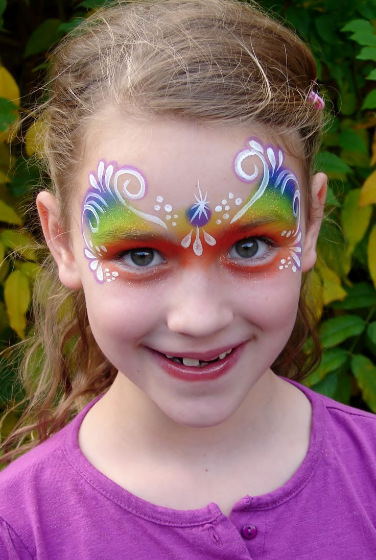 Kinderschmink facepaint