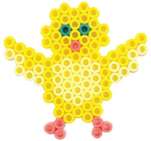 Perler Beads Fused Bead Baby Chick by Perler Beads
