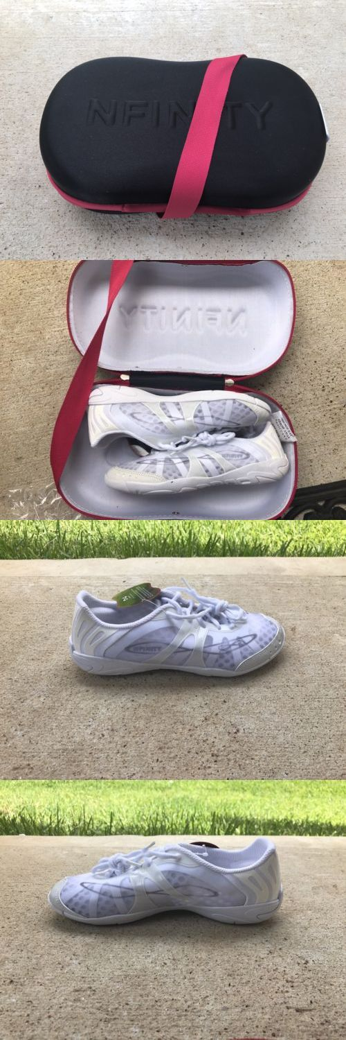 Cheerleading 66832: Nfinity Cheer Shoes, Brand New Size 9 -> BUY IT NOW ONLY: $79.99 on eBay!