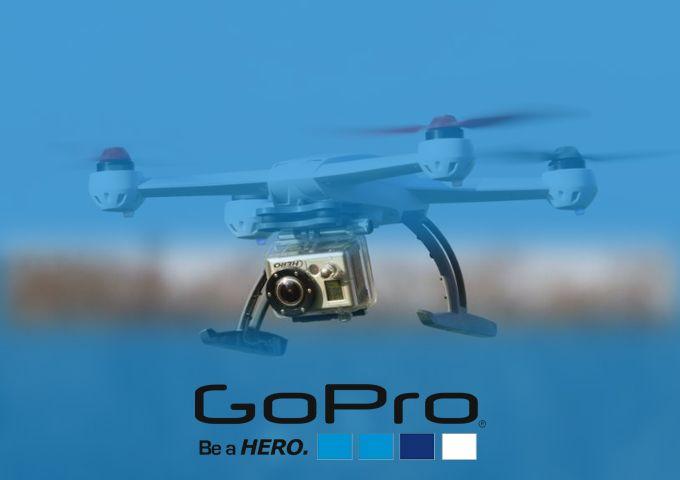 GoPro Quadcopter'ın İlk Videosu Yayınlandı