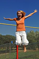 10 Safety Rules for Trampoline Usage | Outdoor Toys for Kids