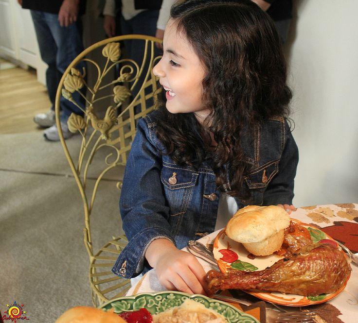 Celebración de Thanksgiving 2013 #ThanksgivingConBritax