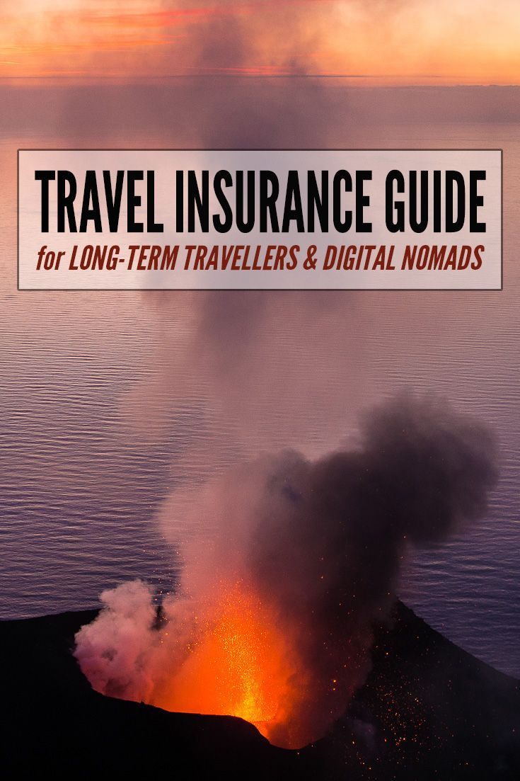 Learn how to choose travel insurance and the best options for long-term travellers and digital nomads, who may need to extend while abroad.