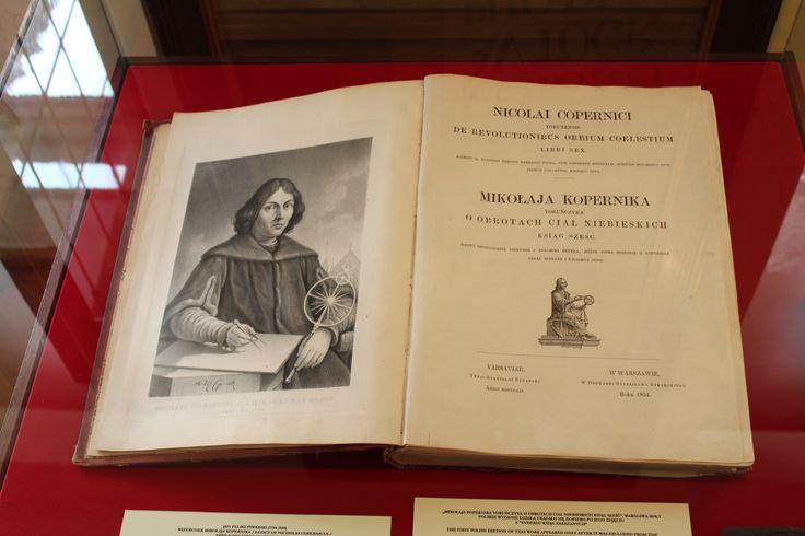 Mikołaj Kopernik ''O obrotach ciał niebieskich''