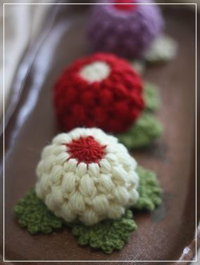 dimasiel:菊の花のピンクッション