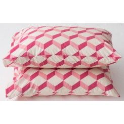Pillowcase Set in Building Block
