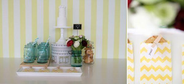 оформление свадьбы в желтом цвете  #wedding #yellow #candybar