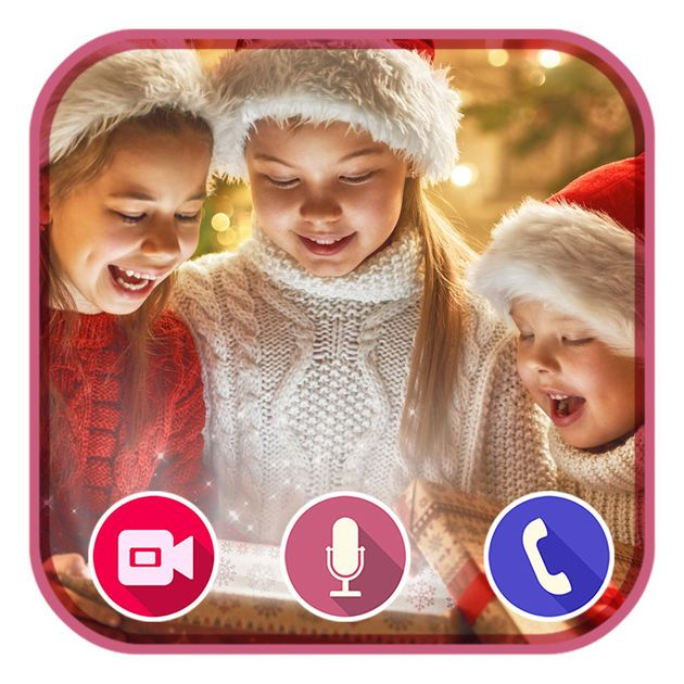 #NEW #iOS #APP Video Call For Santa Claus - Gia Ngo Dinh
