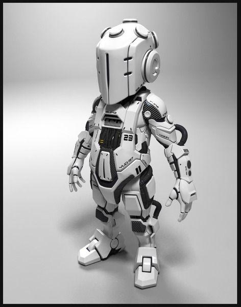 Robot -01
