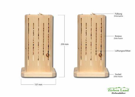 9 besten zirbe bilder auf pinterest holz holzarbeiten und raumklima. Black Bedroom Furniture Sets. Home Design Ideas