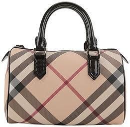 Burberry Handbag! May need to update to a newer Burberry for fall:)
