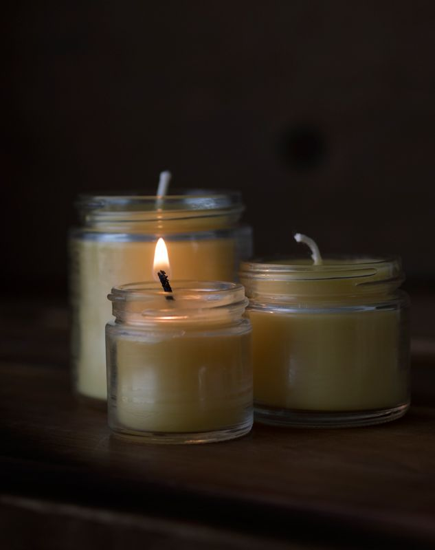 Make Your Own Candles: Beeswax and Carnauba Wax
