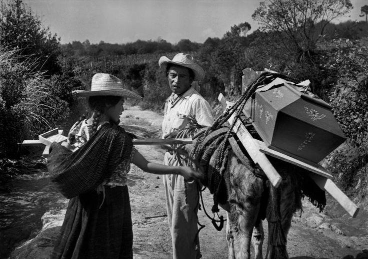 México 1954. Werner Bischof