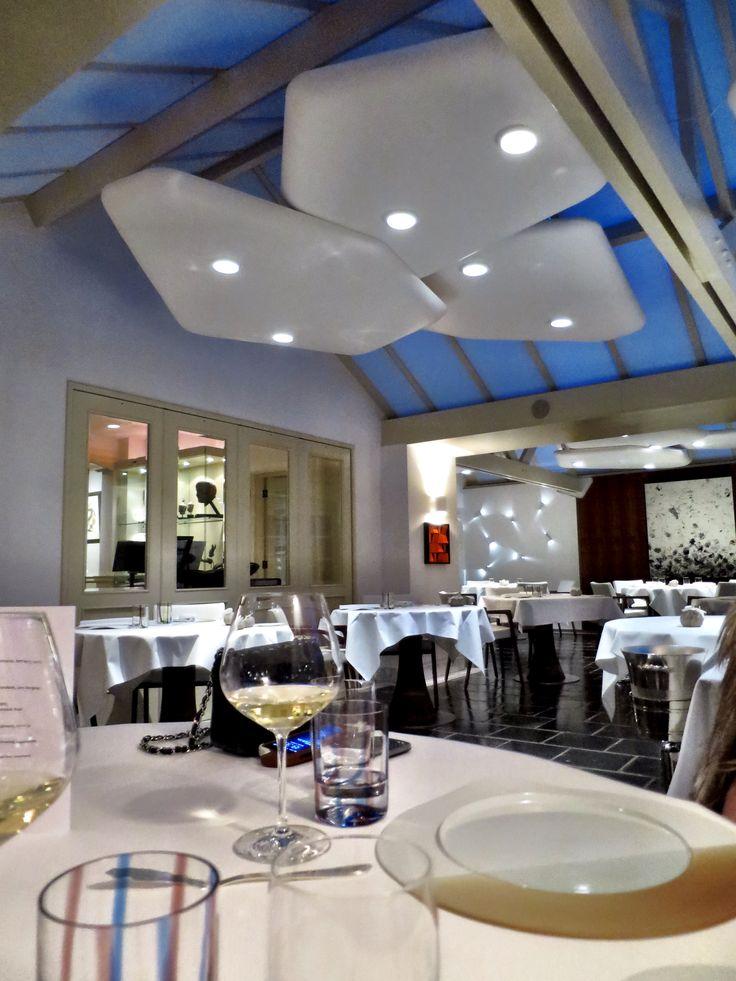 Restaurant Inter Scaldes, Kruiningen, Zeeland.