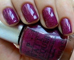 OPI Nail Polish Designer Series Extravagance Holographic