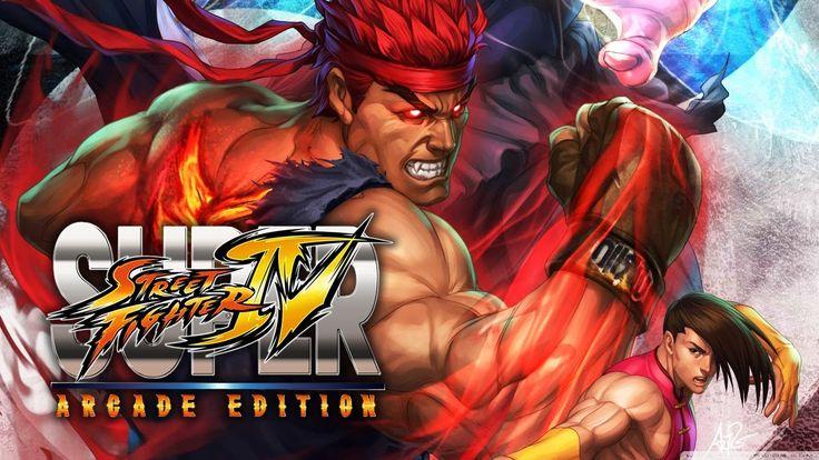 Super Street Fighter IV Arcade Edition ya es retrocompatible en el Xbox One