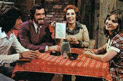 les Bergers.  1970-1978