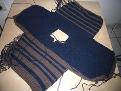 Tricoter un pull pour garçon (6 mois).