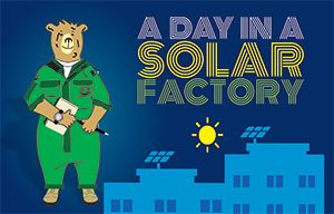 How are solar panels made? Find out what goes on in a solar factory through this exclusive visit to one of the most advanced factories in India.