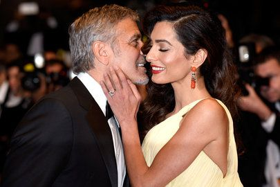 """Move over Beyoncé! There are more twins on the way!George Clooney and his wife Amal Clooney are expecting twins—and they are due in June.On the Thursday, Feb. 9, episode of The Talk, host Julie Chen revealed that the couple is in fact expecting.""""Beyoncé is not the only superstar expecting twins,"""" Julie shocked the audience with. """"Congratulations are in order for George and Amal Clooney."""""""