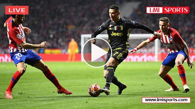 juventus vs atletico madrid match live stream free