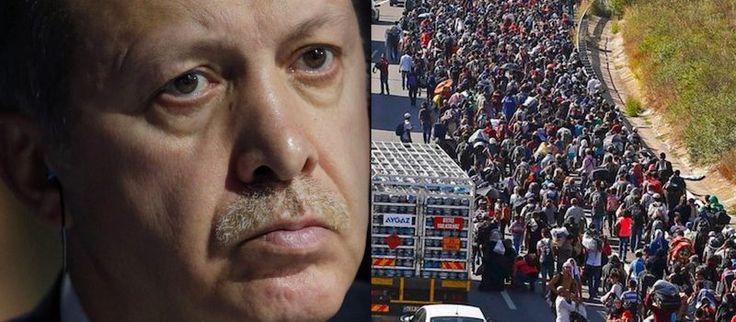 Sa Defenza: La Turchia minaccia di far invadere l'Europa da Mi...
