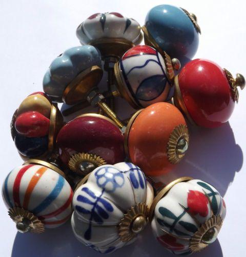 Porcelana ceramica alacena china tiradores de las puertas - Tiradores de porcelana ...