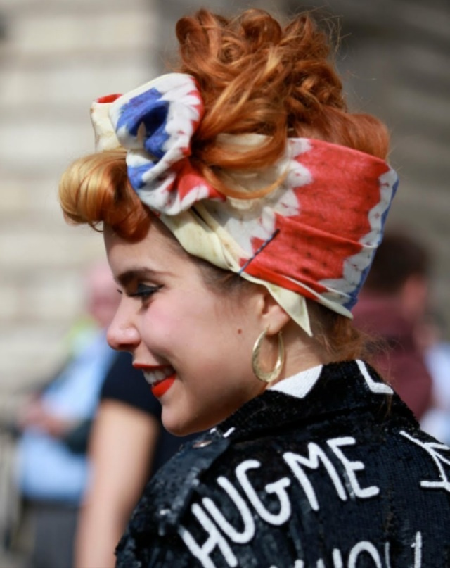 Paloma Faith #NMArtofFashion