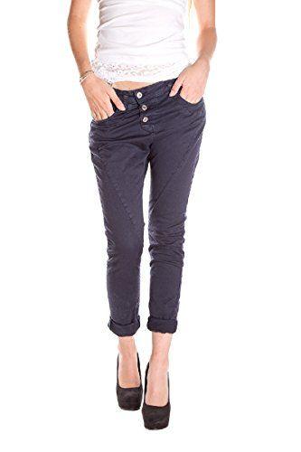 PLEASE - P78 femme jeans pantalon baggy