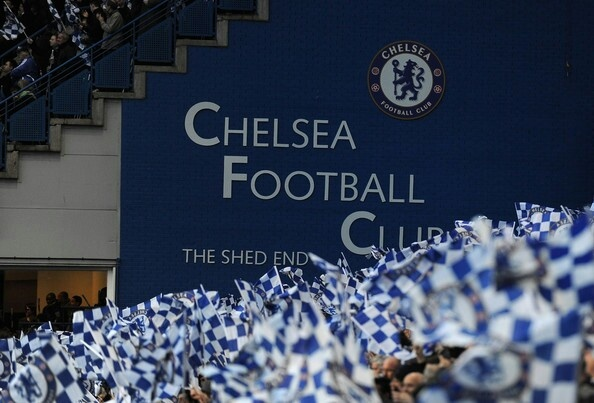 Keep the blue flag flying high :-) #chelseafc #cfc #theBlues #football #ktbffh