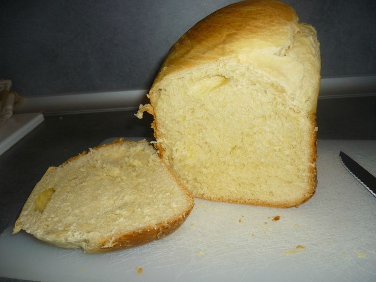 Brioche parfaite pour ma machine à pain. Je mets le programme 1000g et non 750g.