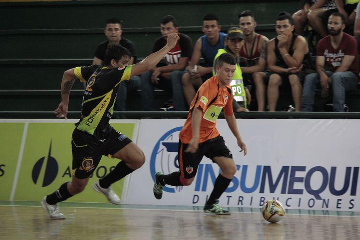 Juego 3 semifinal Club Lyon vs. Real Bucaramanga.