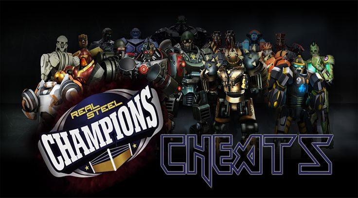 Glad to be sharing with you guys this Real Steel Champions Cheats http://realsteelchampionscheats.com/ #realsteelchampions #cheats