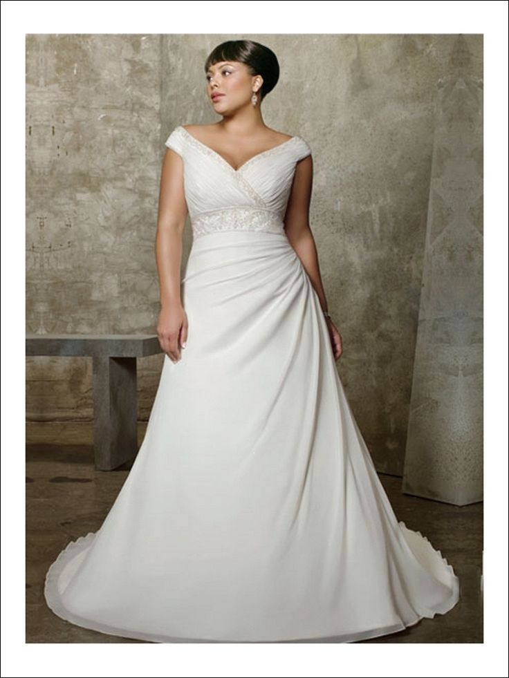 Wedding Dresses for Big Breasted Women