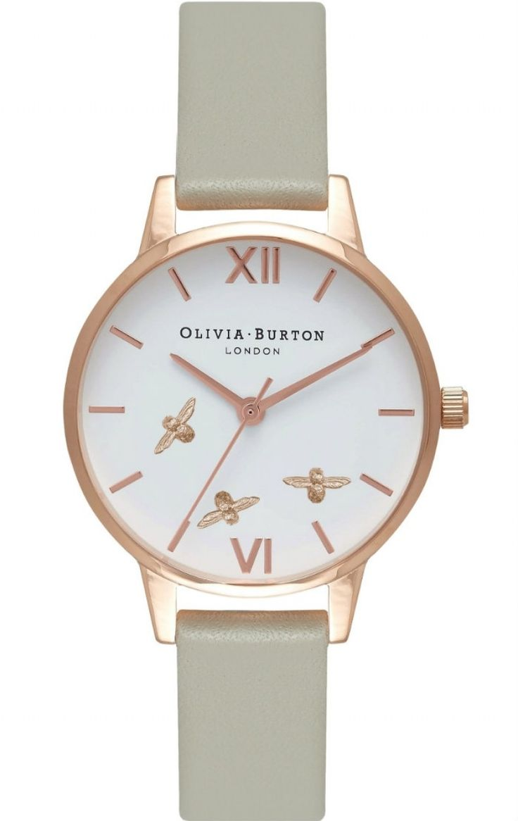 Olivia Burton Buzzing Bee OB16CH03  I like the uniqueness of the bees on the front of the face and this watch would be for my sister