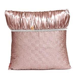 Enveloppe de coussin / taie d'oreiller soie style moderne