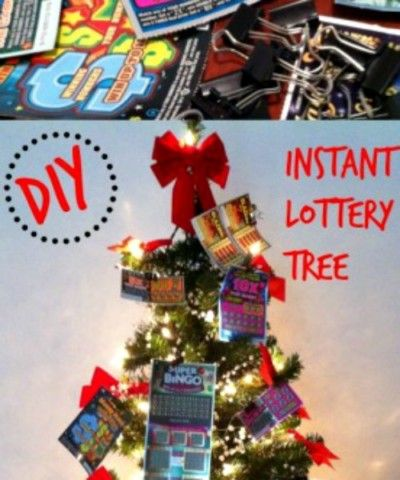 25+ unique Lottery ticket tree ideas on Pinterest | DIY ...