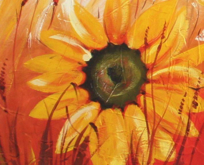 17 migliori idee su dipinti su tela su pinterest for Fiori ad olio