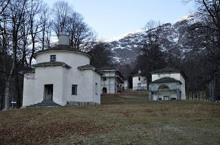Sacro Monte di Oropa - alcune delle 19 cappelle - Biella - Italia - some of the 19 chapels - Biella - Italy