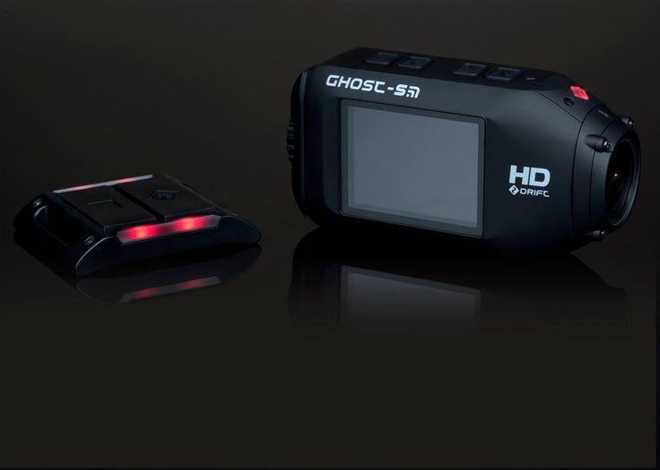 """La #cámara que prefieren los mejores, la #DriftGhostS con pantalla de 2"""", sumergible sin necesidad de #watercase, única con control remoto bidireccional, más de 3 horas de batería y mucho más! ¿Que estas esperando para tener tu #Drift y captar lo que más te gusta hacer? #LiveOutsideTheBox!  Más información de la #GhostS en http://bit.ly/Ghost-S"""