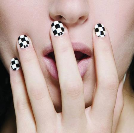 + To połączenie kolorów okazało się tegorocznym hitem i to nie bez powodu.  #nails