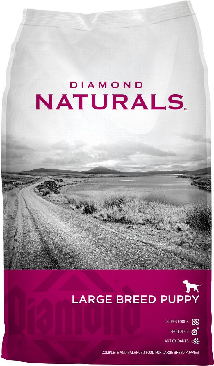 diamond naturals large breed puppy food tractor supply