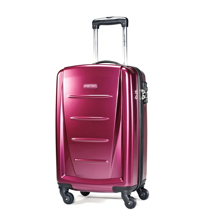 """Samsonite Winfield 2 20"""" Carry On Hardside Spinner Luggage : Winfield 2"""